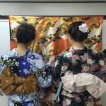 各地で桜の開花宣言!京都レンタルきもの古都2016年3月31日13