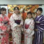 各地で桜の開花宣言!京都レンタルきもの古都2016年3月31日14