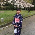 各地で桜の開花宣言!京都レンタルきもの古都2016年3月31日2
