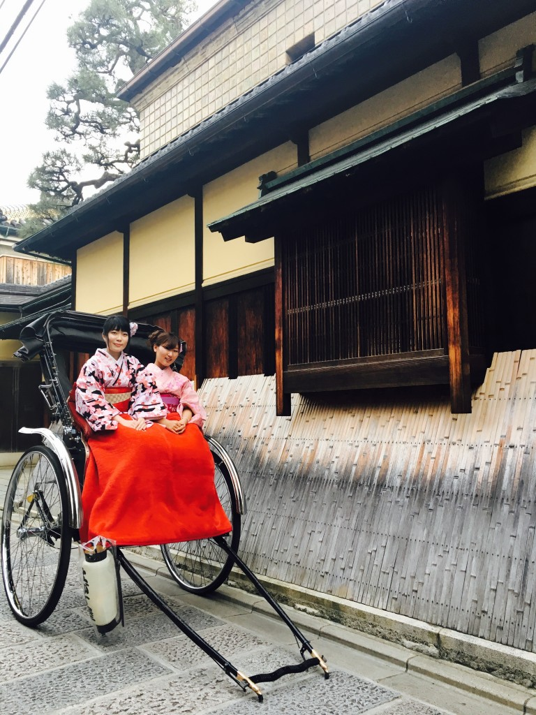 各地で桜の開花宣言!京都レンタルきもの古都2016年3月31日34