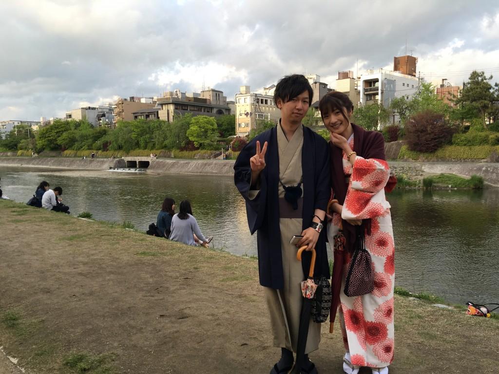 GWは京都で着物レンタル♪2016年4月29日23