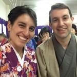 海外から京都で着物レンタル!グローバルな一日!2016年4月11日10