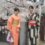 着物レンタルで桜満開の京都を散策!2016年4月2日7