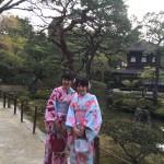 京都御所 春季一般公開を着物レンタルで満喫!2016年4月6日19