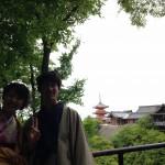 GWは京都で着物レンタル♪2016年4月29日19
