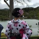 残りの春休みを着物レンタルで京都を満喫♪2016年4月4日8