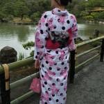 残りの春休みを着物レンタルで京都を満喫♪2016年4月4日11
