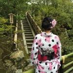残りの春休みを着物レンタルで京都を満喫♪2016年4月4日9