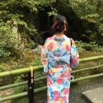 残りの春休みを着物レンタルで京都を満喫♪2016年4月4日13