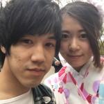日帰りで春の京都を着物レンタルで散策!2016年4月10日9