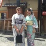アメリカから京都のゲストハウスに宿泊!2016年4月14日6