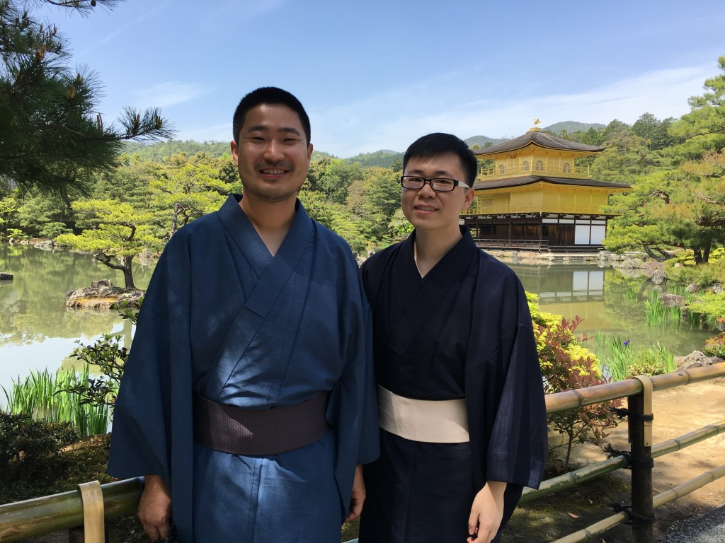 GW前の最後の週末に京都で着物レンタル!2016年4月24日8