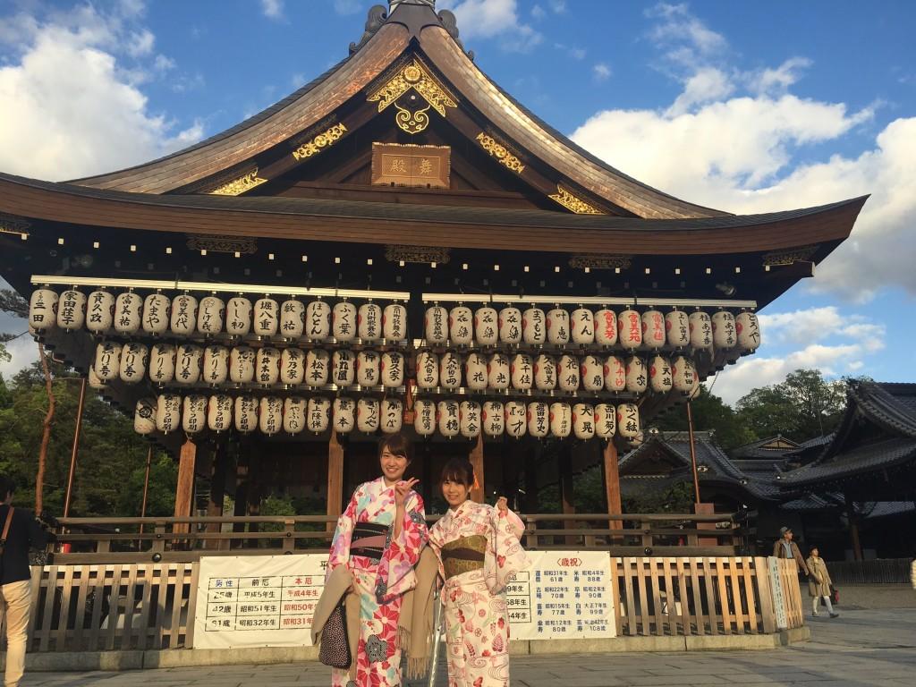 GWは京都で着物レンタル♪2016年4月29日24