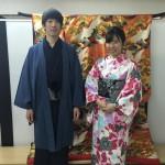 着物レンタルで桜満開の京都を散策!2016年4月2日11