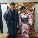 着物レンタルで桜満開の京都を散策!2016年4月2日12