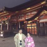 着物レンタルで桜満開の京都を散策!2016年4月2日38