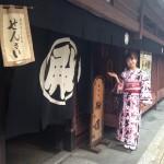着物レンタルで桜満開の京都を散策!2016年4月2日40