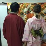京都の桜満開!着物レンタルでお花見♪2016年4月3日10