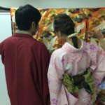 京都の桜満開!着物レンタルでお花見♪2016年4月3日13