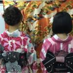 京都の桜満開!着物レンタルでお花見♪2016年4月3日21