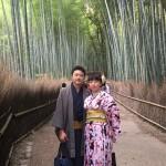 京都の桜満開!着物レンタルでお花見♪2016年4月3日16