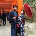 京都の桜満開!着物レンタルでお花見♪2016年4月3日28