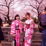 京都の桜満開!着物レンタルでお花見♪2016年4月3日30