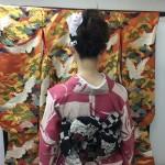 明後日から始業式!その前に着物レンタルで京都の桜を♪2016年4月5日1