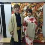 明後日から始業式!その前に着物レンタルで京都の桜を♪2016年4月5日2