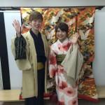 明後日から始業式!その前に着物レンタルで京都の桜を♪2016年4月5日4