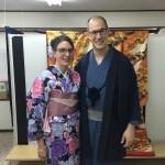 海外から京都で着物レンタル!グローバルな一日!2016年4月11日7