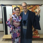 海外から京都で着物レンタル!グローバルな一日!2016年4月11日8