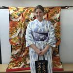アメリカから京都のゲストハウスに宿泊!2016年4月14日1