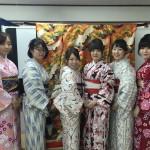 京都の着物レンタルで週末の団体女子旅行♪2016年4月23日7