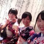 大阪からの高校生1クラス全員で着物レンタル♪2016年4月28日4