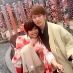 明後日から始業式!その前に着物レンタルで京都の桜を♪2016年4月5日17