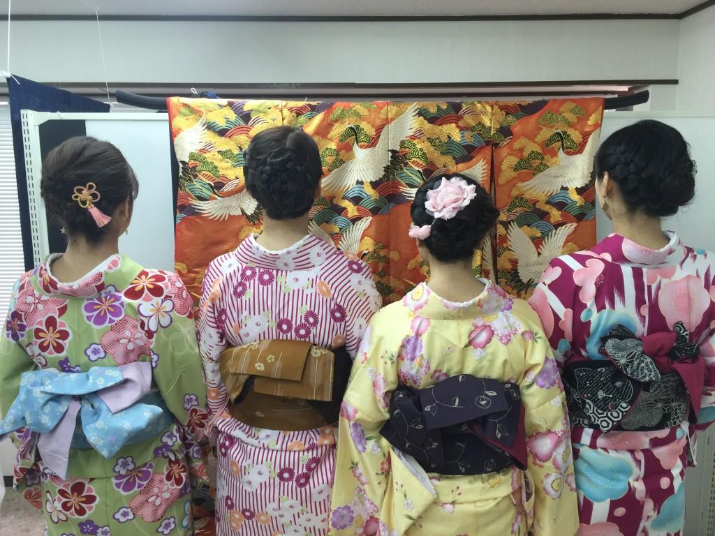 GWは京都で着物レンタル♪2016年4月29日7