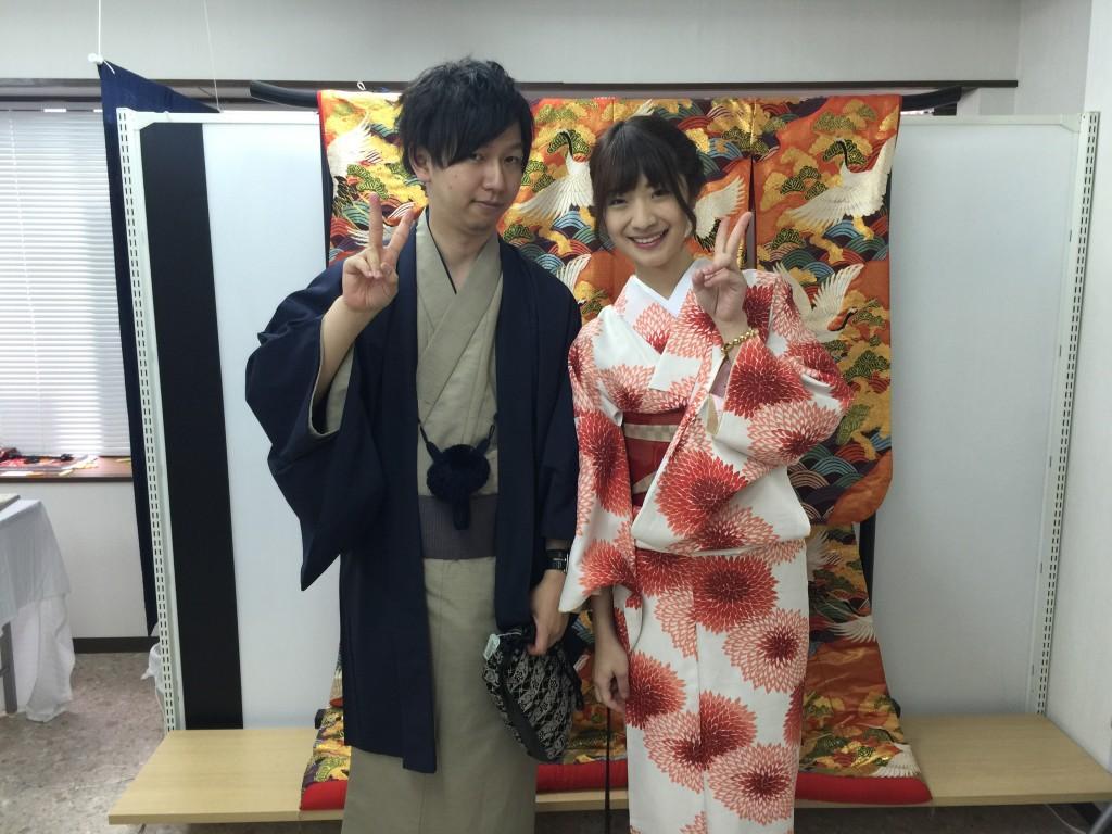 GWは京都で着物レンタル♪2016年4月29日10