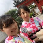 GWは京都で着物レンタル♪2016年4月29日20