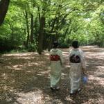 GW前の最後の週末に京都で着物レンタル!2016年4月24日7