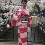 明後日から始業式!その前に着物レンタルで京都の桜を♪2016年4月5日24