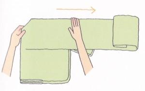 着物の畳み方6