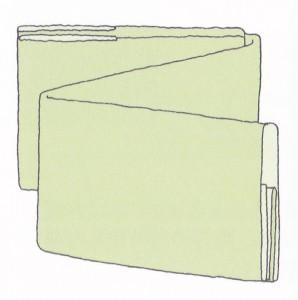 着物の畳み方9