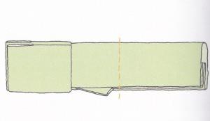 着物の畳み方7