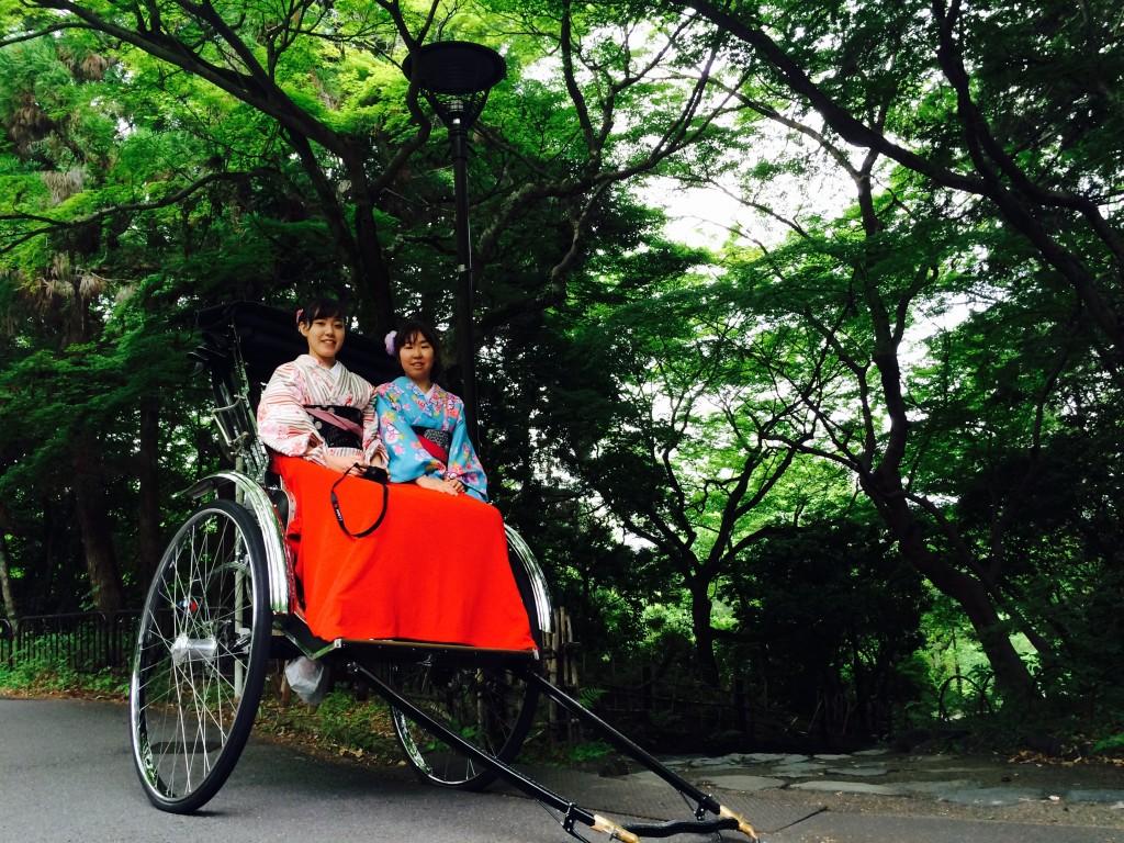 週末は京都で着物レンタル!2016年5月29日13