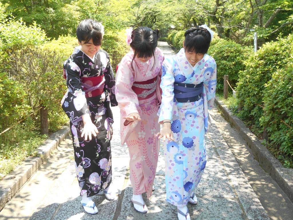 今日も茨城県から修学旅行生!2016年5月23日7
