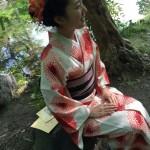 着物レンタルで京都南禅寺 水路閣へ!2016年5月7日10