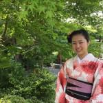 着物レンタルで京都南禅寺 水路閣へ!2016年5月7日12