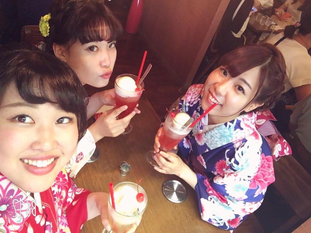 週末は京都で着物レンタル!2016年5月29日22