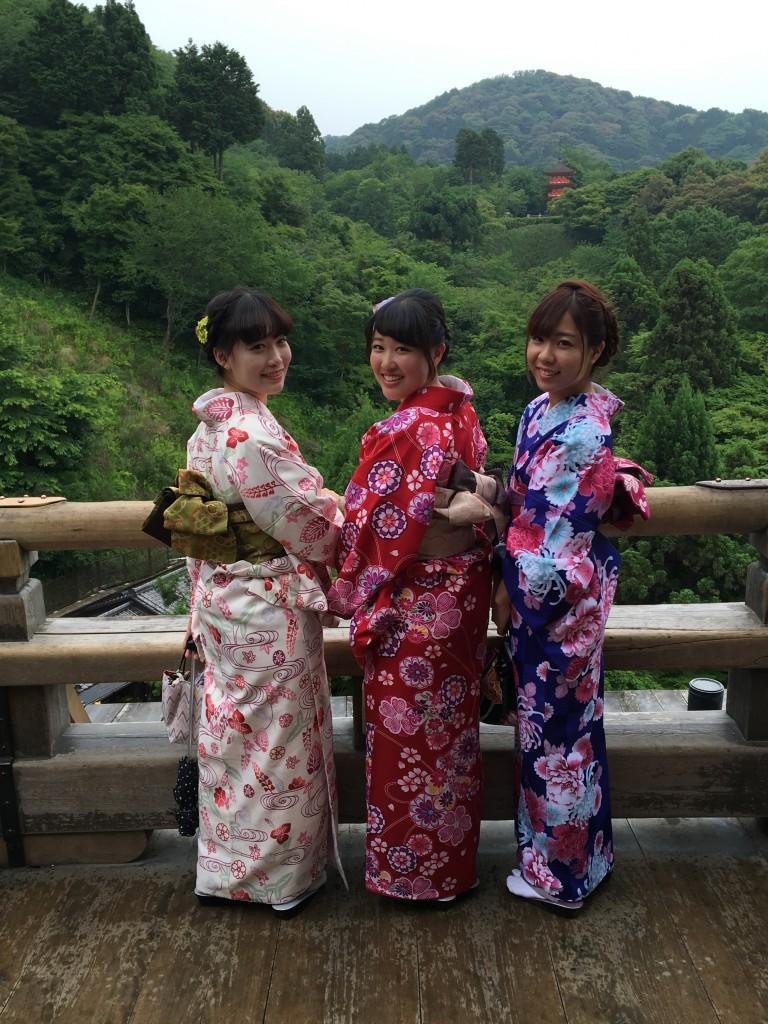 週末は京都で着物レンタル!2016年5月29日24